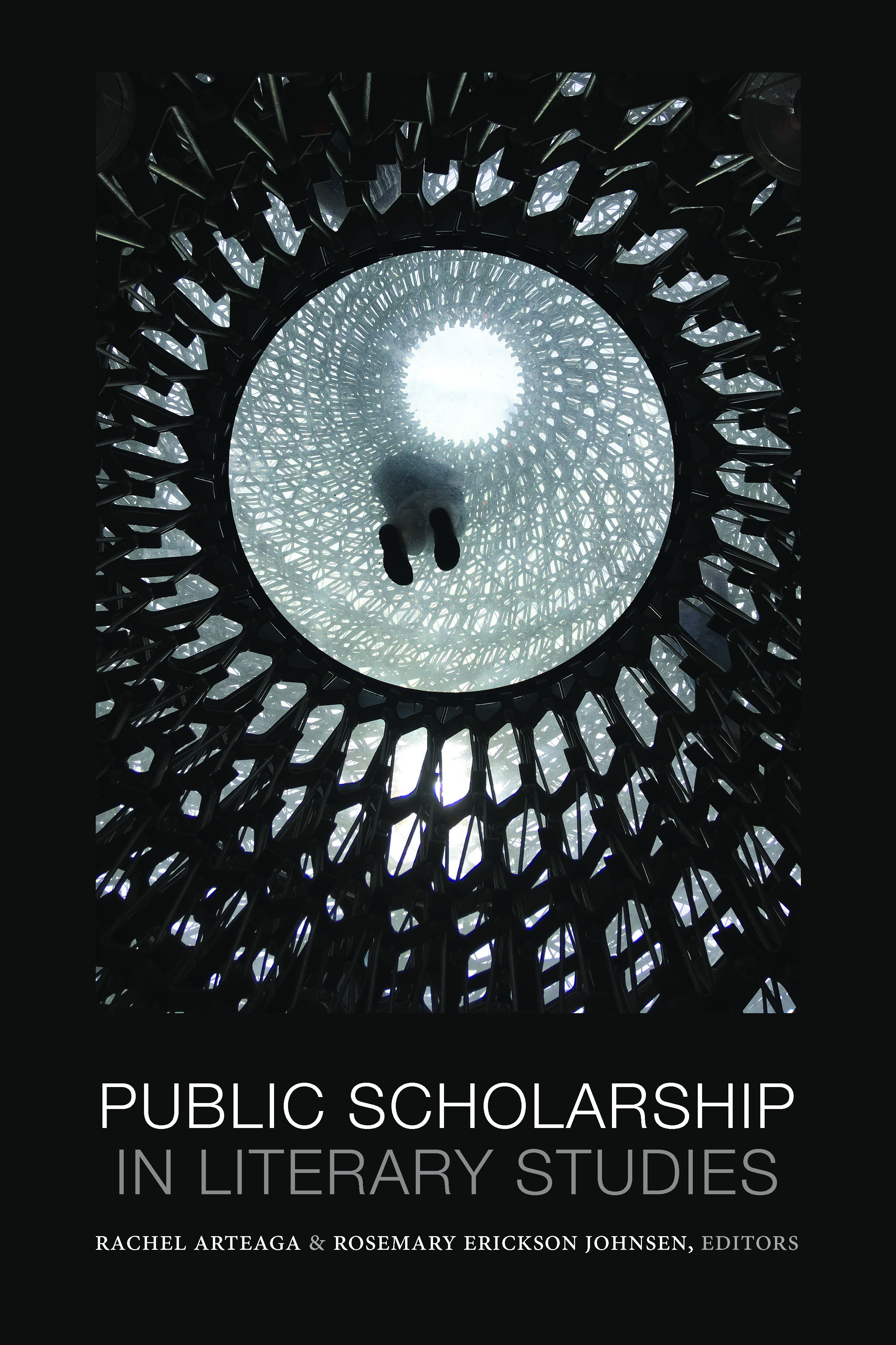 cover of Public Scholarship in Literary Studies